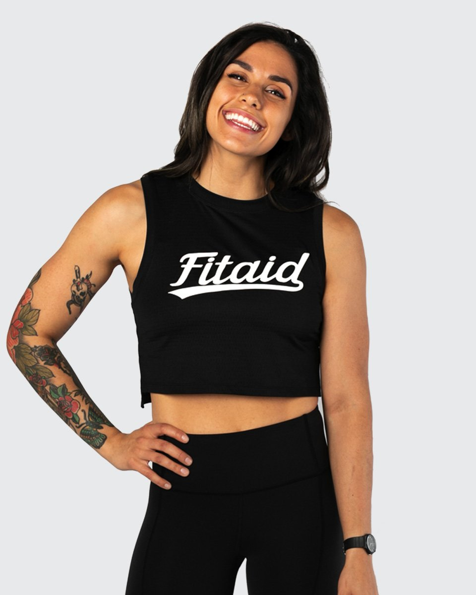 FITAID CROPPED JERSEY