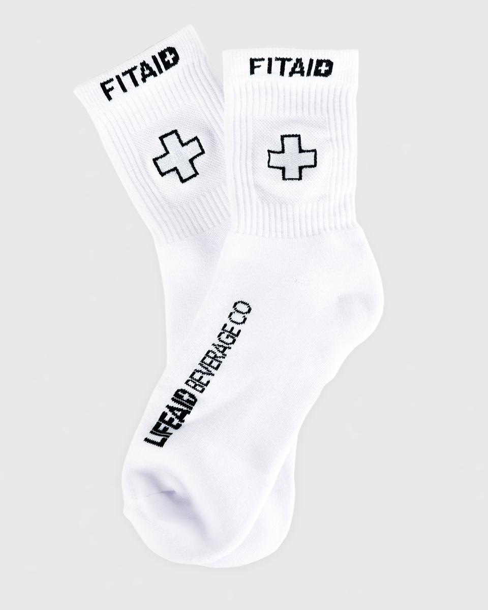 FITAID Crew Socks (3-pack)