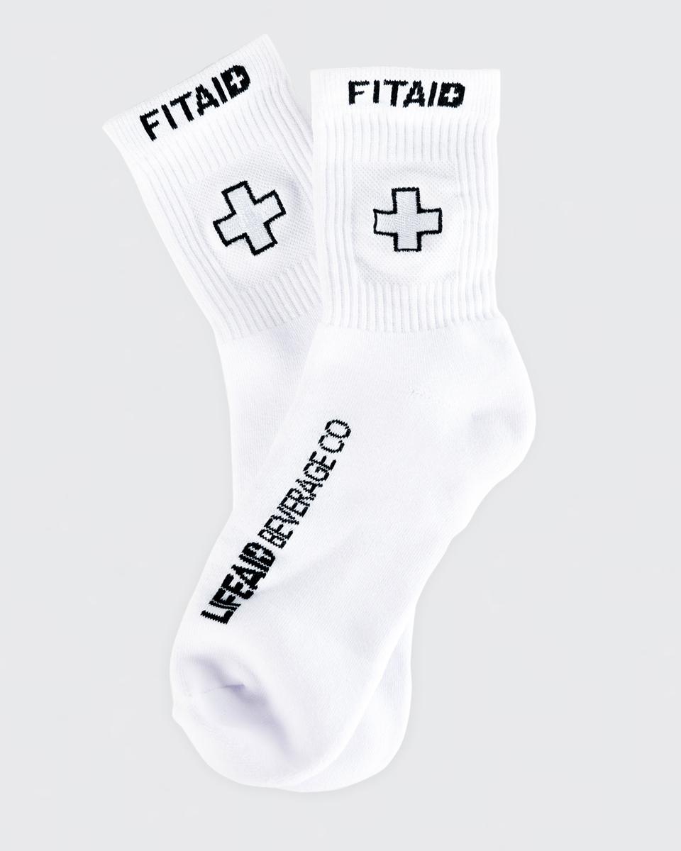 FITAID Crew Socks (3-pack)