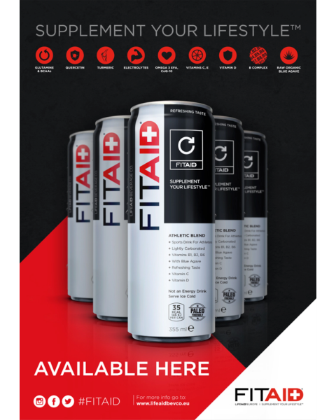 FITAID AVAILABLE HERE POSTER