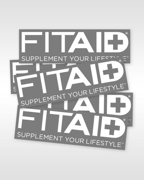 FITAID Decal (single)
