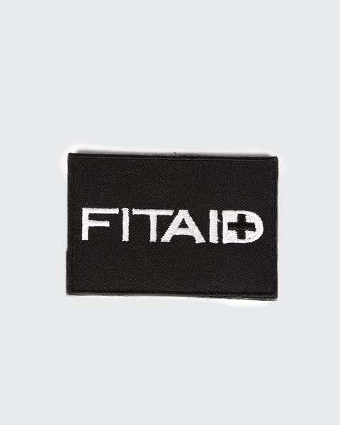 FITAID PATCH BLACK 5.5X8cm