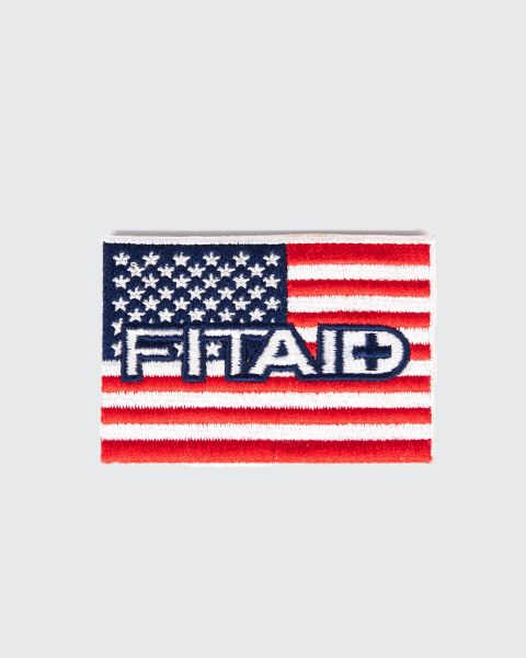 FITAID PATCH FLAG 5.5X8cm
