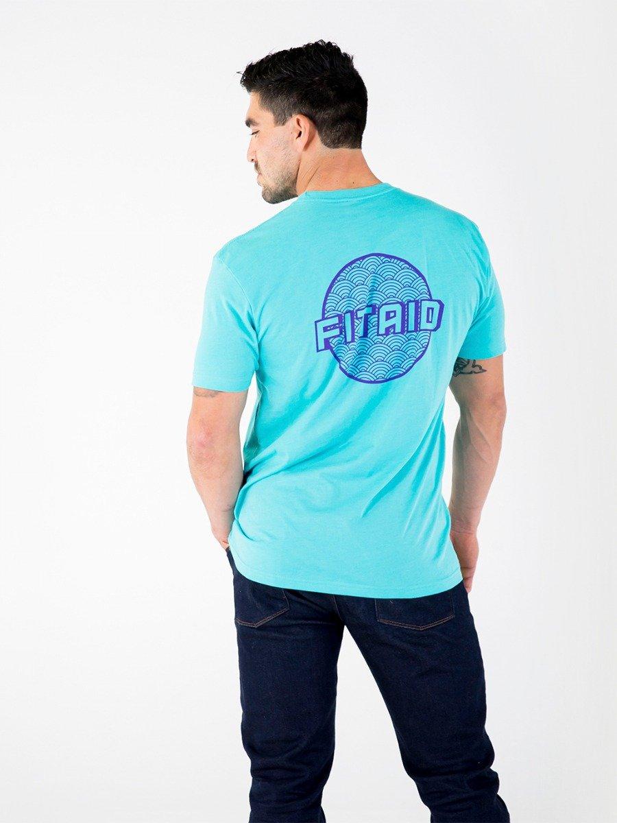 FITAID Dot Logo T-Shirt