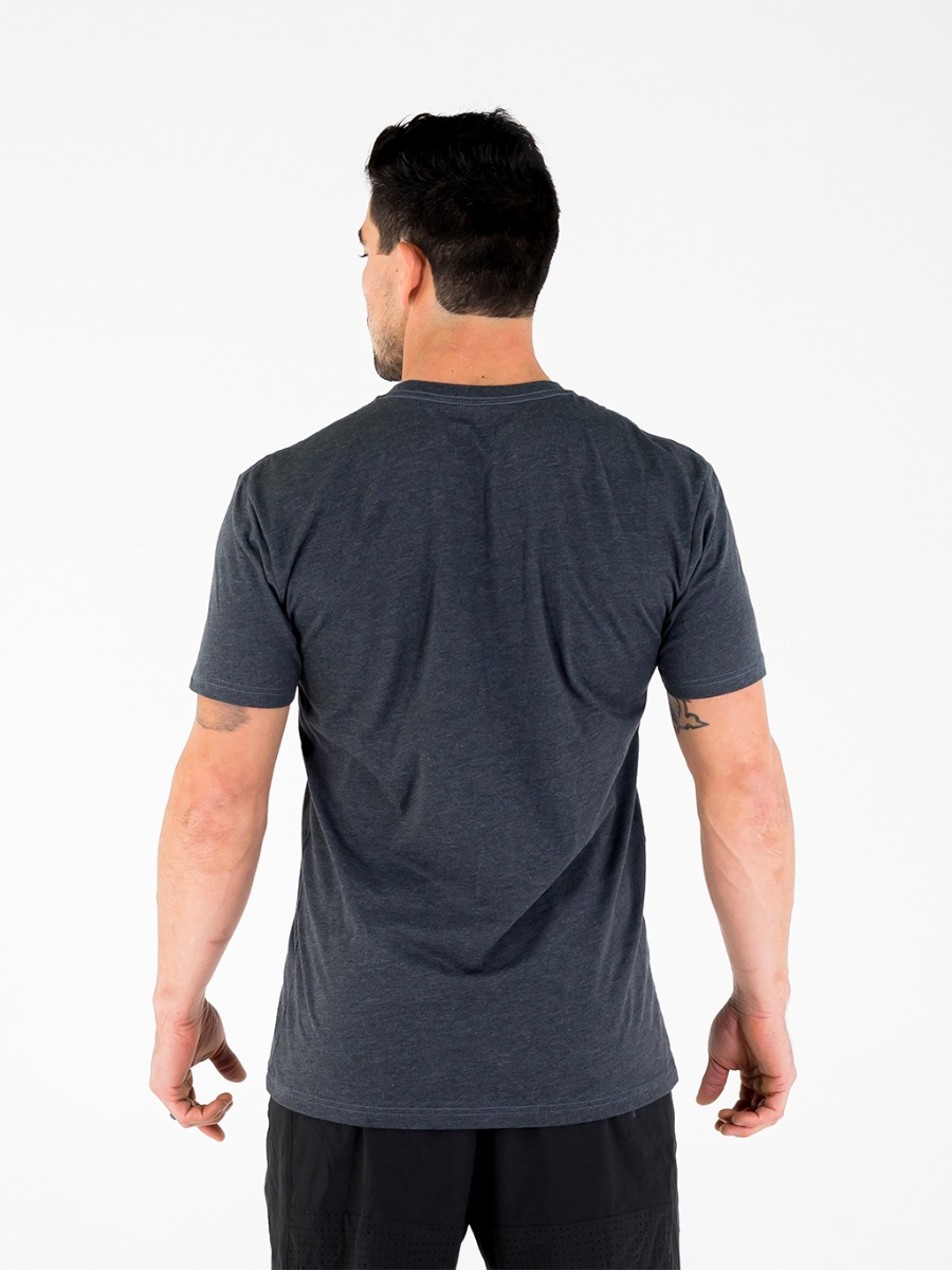 FITAID Charcoal University T-shirt