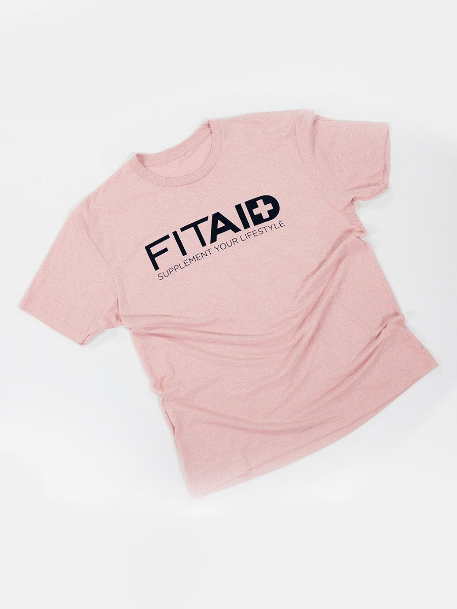 FITAID Desert Pink T-Shirt