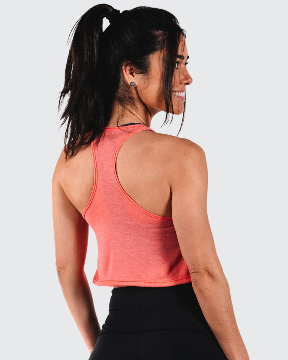 FITAID LADIES CROP TANK