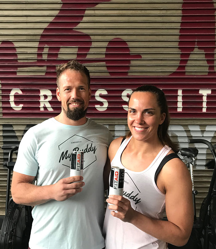 CrossFit MyBuddy